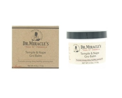 Dr Miracle's - Temple nape gro balm regular