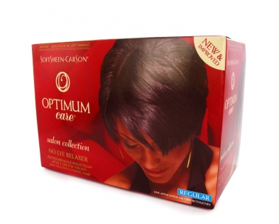 Optimum Care - Kit défrisage regular