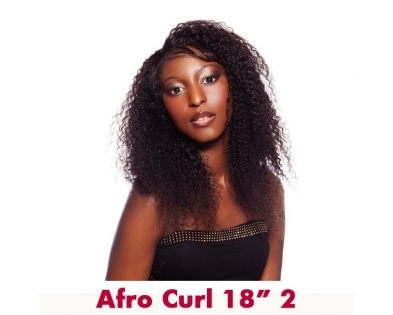 Lace front Afro curl 14""
