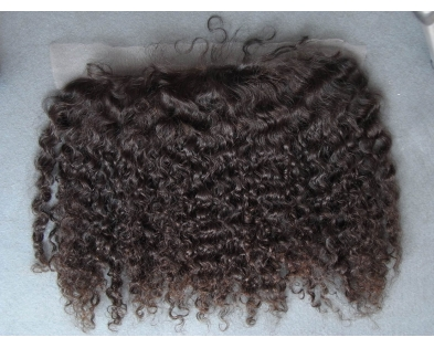Lace frontal Curly 12""
