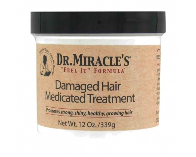 Dr Miracle's - Damaged hair medicated treatment