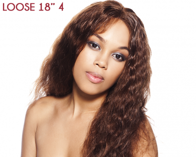 Full lace Loose Curl 18''