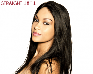 Lace Front Straight 18''
