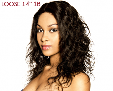 Lace Front Loose Curl 14''