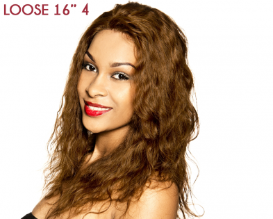 Lace Front Loose Curl 16''