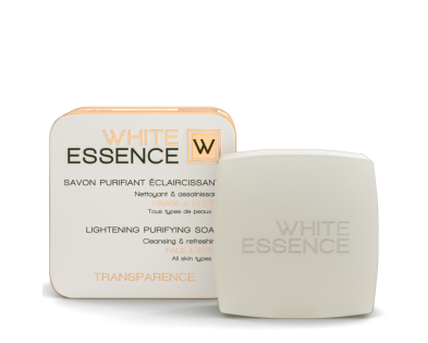 White Essence - Lightening Purifying Soap Transparence